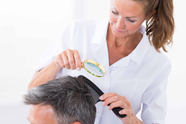 ratunek na wypadanie włosów